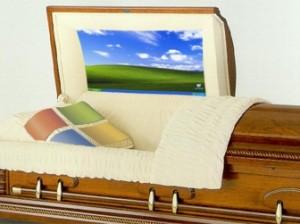 Windows XP ушла в небытие..