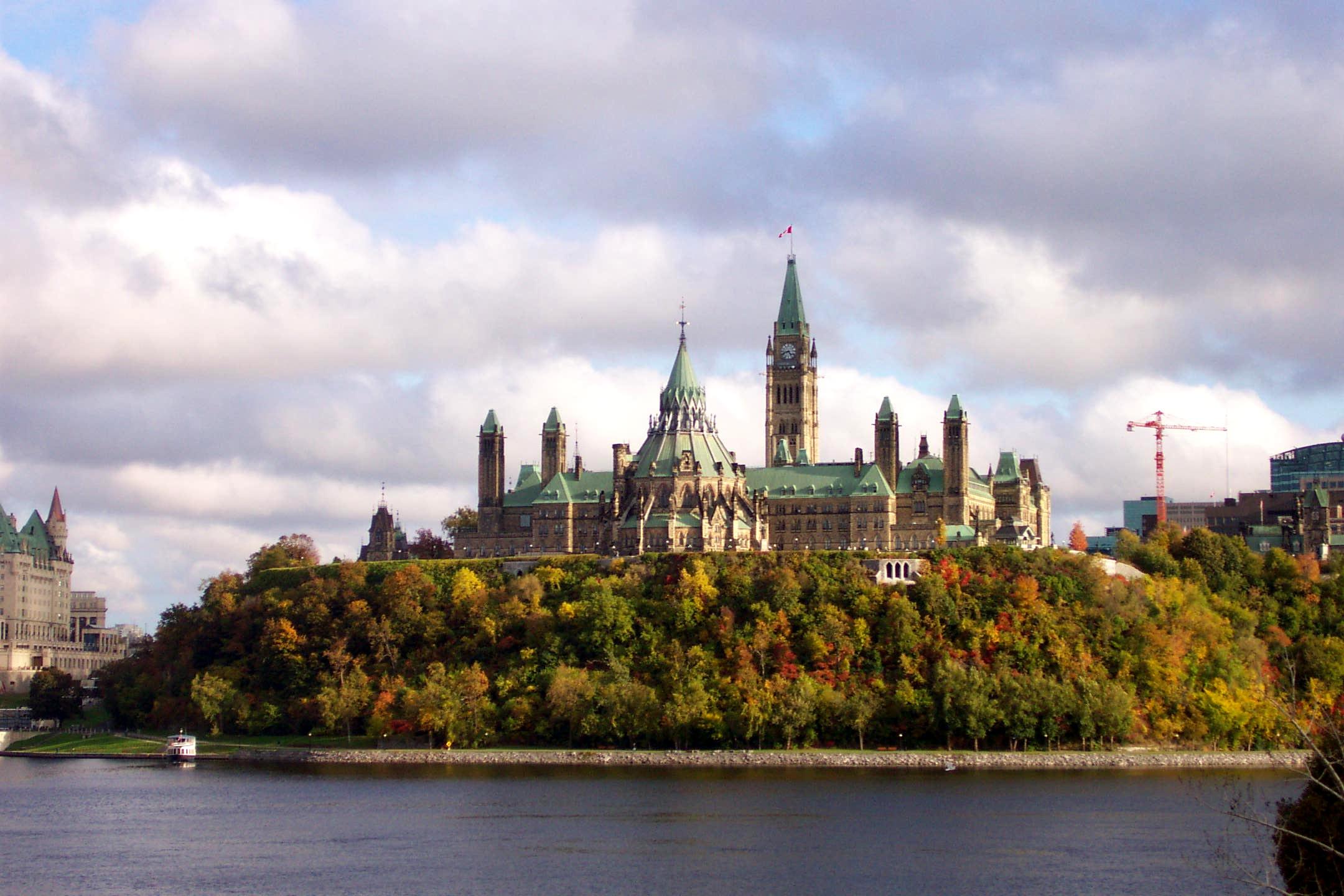 Parliament Building, Ontario, Canada  № 932251 бесплатно